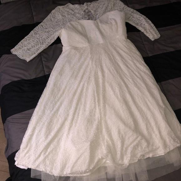 torrid Dresses   Wedding Dress   Poshmark